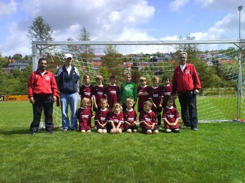 F-Jugend SV Hilsbach 2009