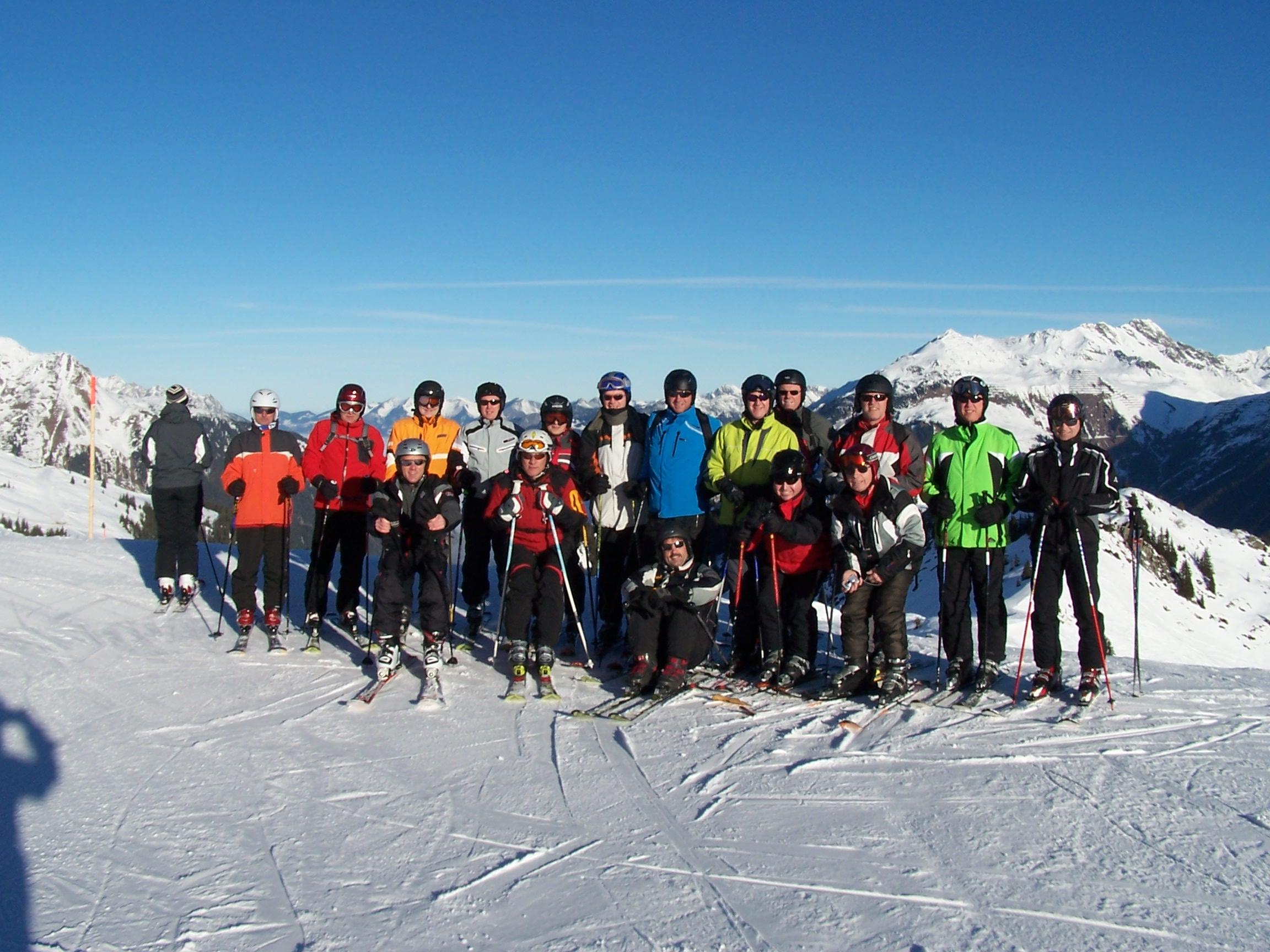 Ski-Tour 2011