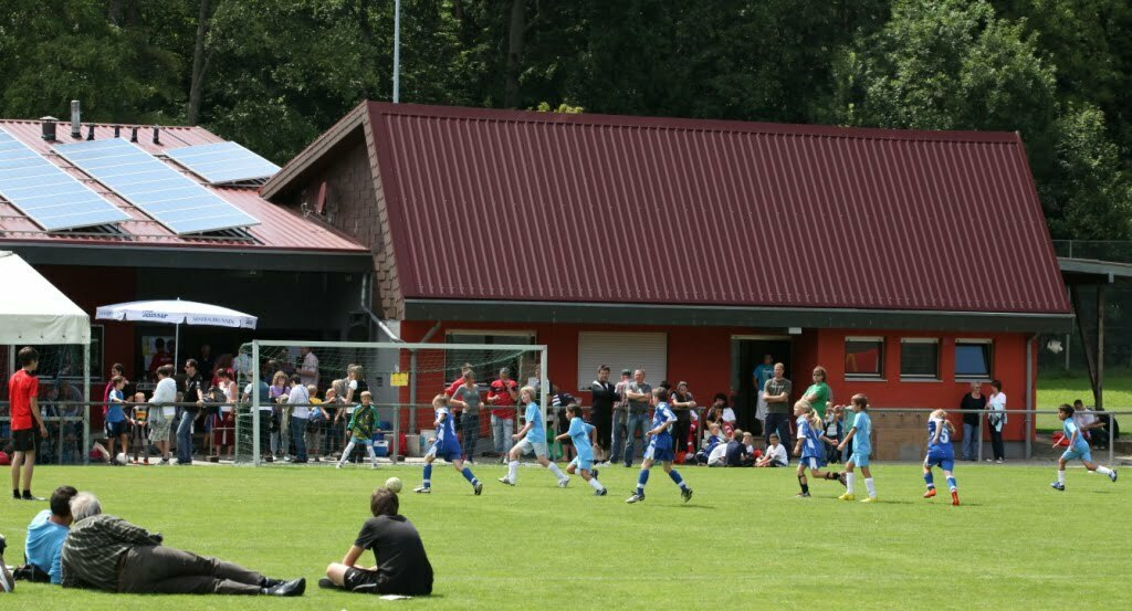 Jugenturniere 2011 SVH Hilsbach