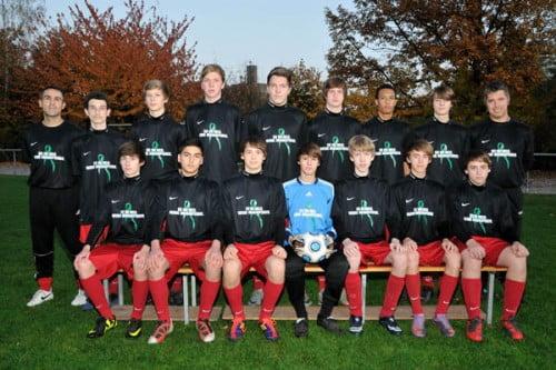 B-Junioren 2011/2012