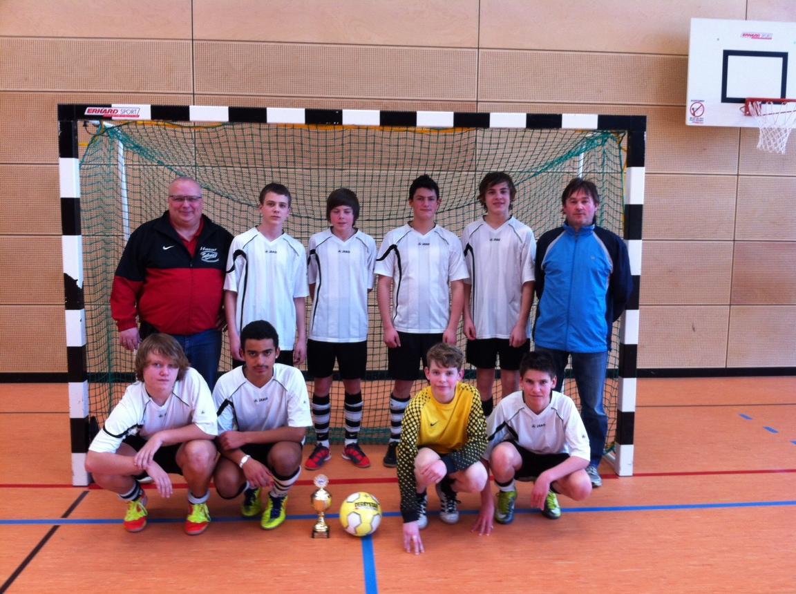 C-Junioren Futsal 2012